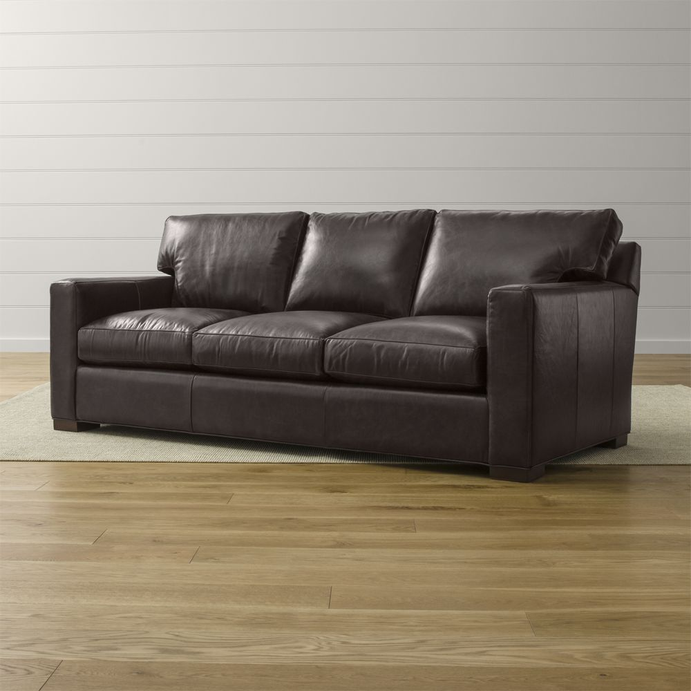 Cuero em Muebles - Muebles de Sala Espresso – cratebarrelpe