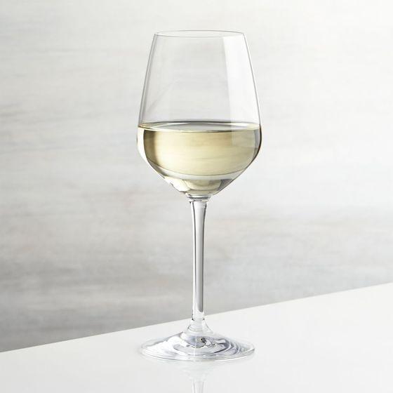 vino blanco em menaje vasos copas copas de vino
