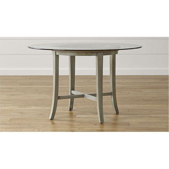 Redonda em muebles muebles de comedor cocina mesas for Mesas de comedor de vidrio redondas