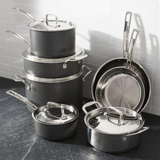 Sets de ollas for Juego utensilios cocina