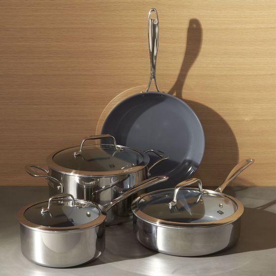 Juego de utensilios de cocina 7 piezas de cer mica for Utensilios de cocina de ceramica