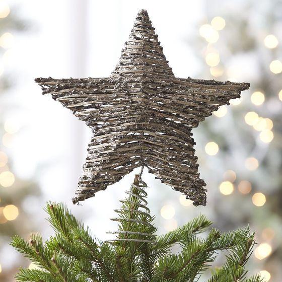 Adornos accesorios rbol de navidad - Arbol navidad ratan ...