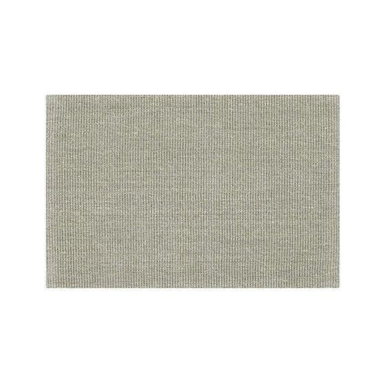 Alfombra de sisal gris paloma 243x305cm cratebarrelpe - Alfombras de sisal ...
