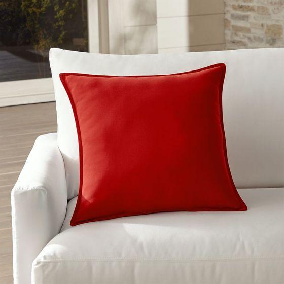 Cojin-para-Exteriores-Sunbrella-Rojo-51x51cm