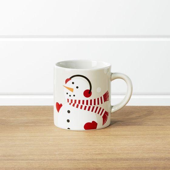Mug-para-ninos--Muneco-de-Nieve