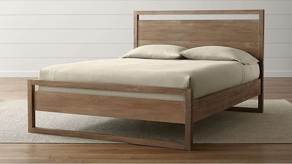 Cama Linea II Queen - cratebarrelpe