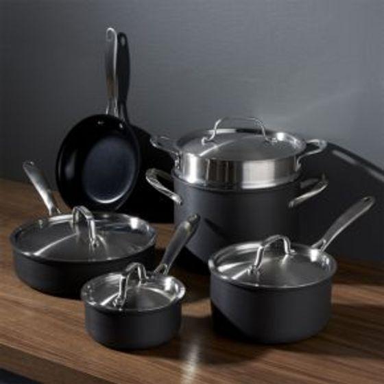 Juego de utensilios de cocina de 10 piezas cuisinart for Juego de utensilios de cocina