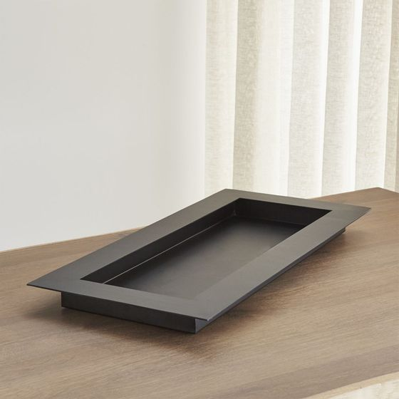 Centro-de-Mesa-de-Metal-Reflection-Negro-IMG-BOX