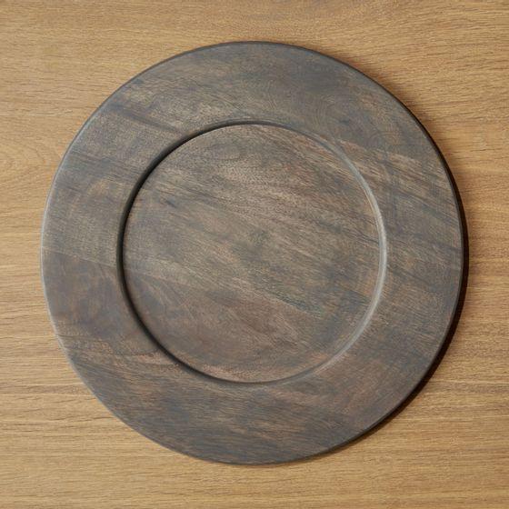 Menaje - Vajillas - Platos de Buffet   Platos de Sitio Crate Barrel ... 60b441c45dcb