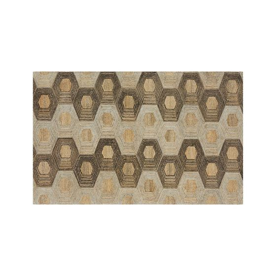 Gramercy-Gold-Hexagon-Pattern-Rug-5-x8-f