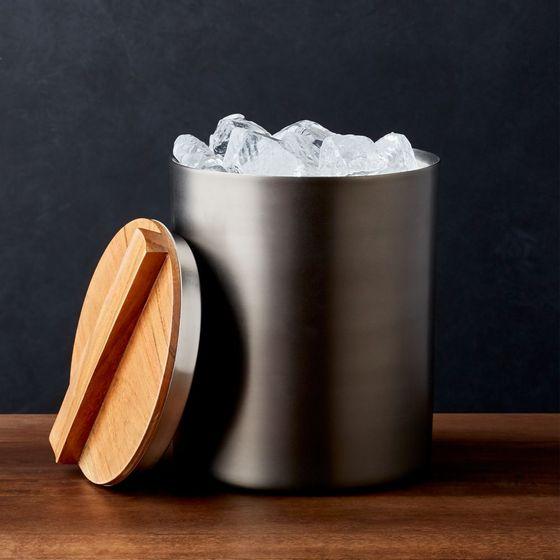 Fenton-Graphite-and-Wood-Ice-Bucket-f