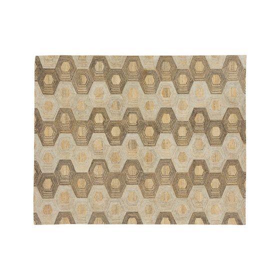 Gramercy-Gold-Hexagon-Pattern-Rug-8-x10--c